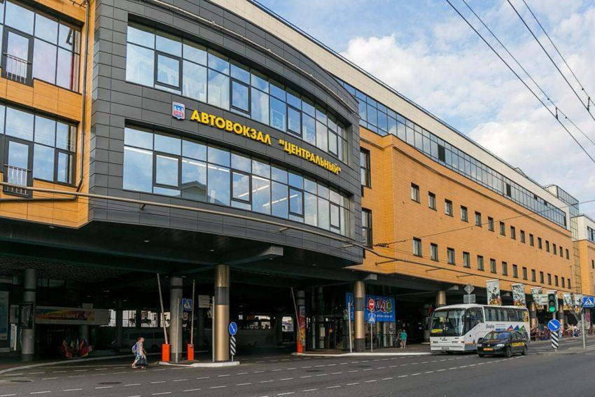 Автовокзал центральный Минск